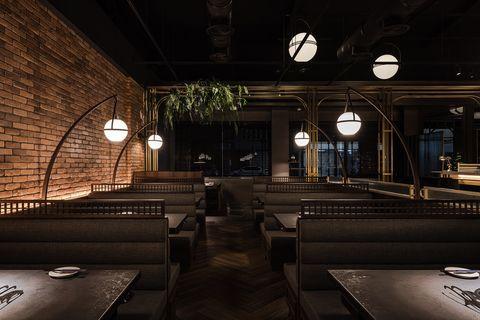 信義夯店《燒肉中山》進軍台中!「東京車站」為設計靈感、「消波塊」限定餐點,3大亮點一次看