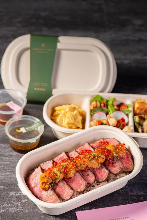 燒肉中山推出「食物療癒計畫療癒補給空投包」