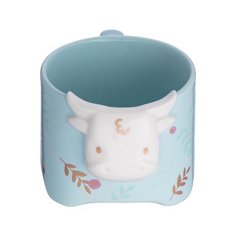 星巴克23款萌翻「牛年杯款」!乳牛斑紋牛奶罐、造型隨身杯、金牛馬克杯⋯新年開運必備