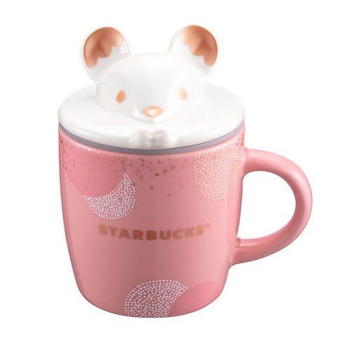 星巴克2020鼠年限定商品開賣!金鼠團圓馬克杯、鼠來寶杯盤組等15款必須收藏