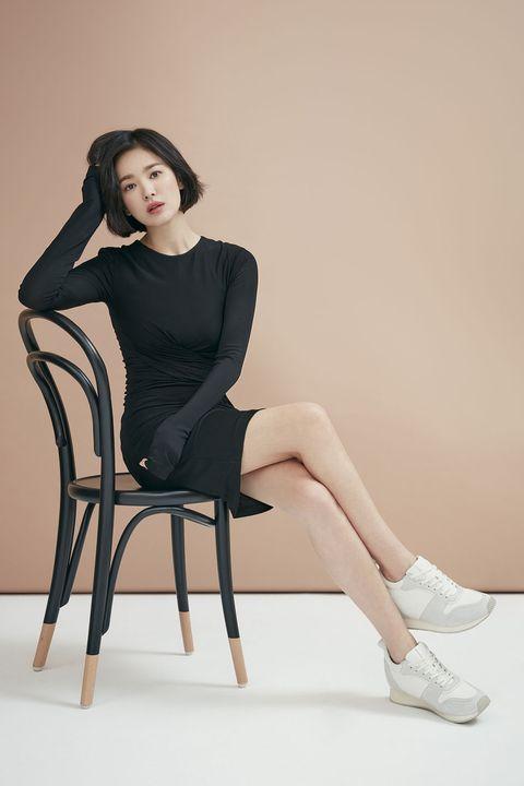 KOLON MALL, 宋慧喬, 球鞋, 男朋友, 韓劇,Song Hye Kyo
