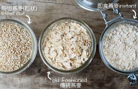 不同種燕麥