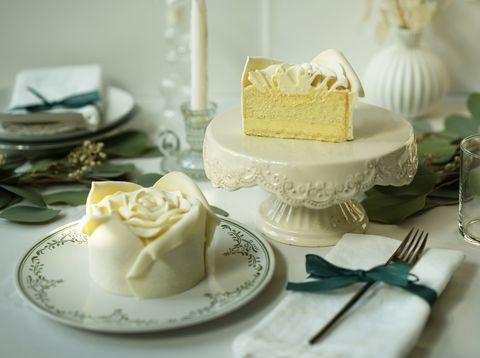 白色情人節約會、慶祝首選蛋糕!bac「白色戀人」手工玫瑰花蛋糕浪漫登場
