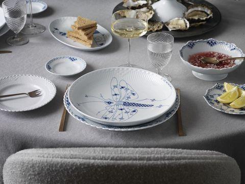 哥本哈根推出「皇家海洋生物系列」