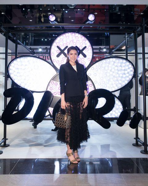 Dior, DiorMen, 理科太太, 明星逛街,KAWS,理性購物,理科先生