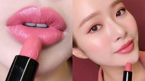 Lip, Face, Pink, Cheek, Eyebrow, Skin, Lipstick, Beauty, Cosmetics, Lip gloss,