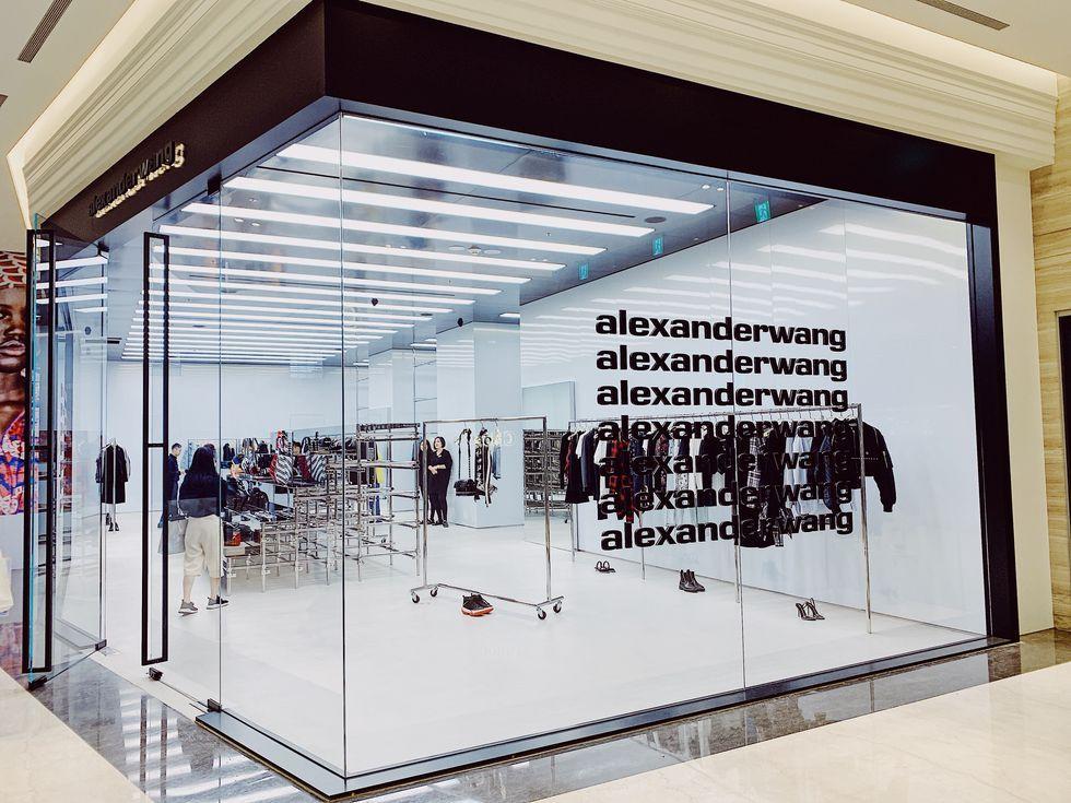 Alexander Wang,台灣,微風南山,台北逛街,王大仁,限量商品