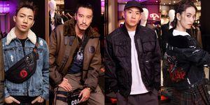 CoachxMichael B. Jordan聯名系列 王陽明、Eugene Tong 、陳庭妮、ozi名人教你時髦穿搭火影風格