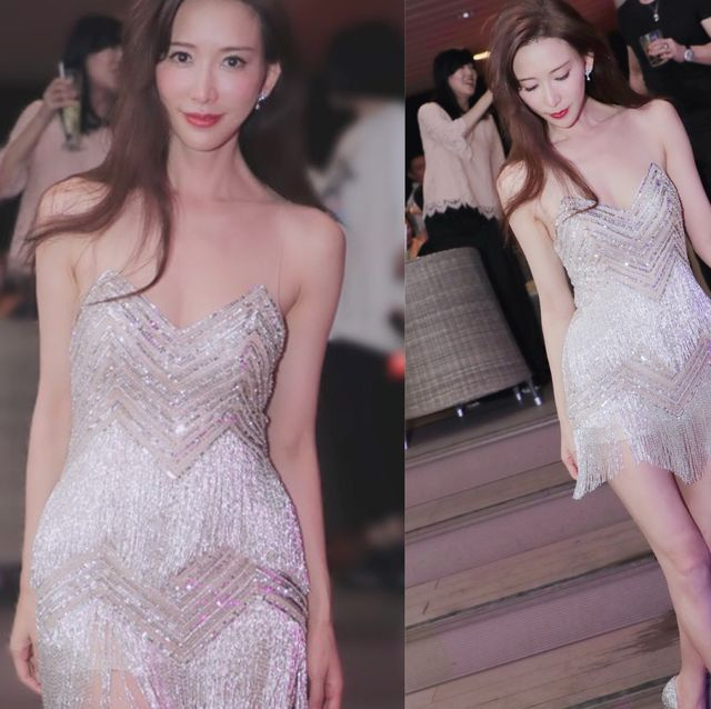 林志玲婚禮派對指定穿這家「台灣品牌」!超辣流蘇禮服費時4800小時打造 狂歡也不走光的祕密公開