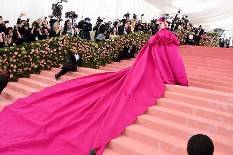 Lady Gaga, 2019, Met Gala, 俄羅斯娃娃裝