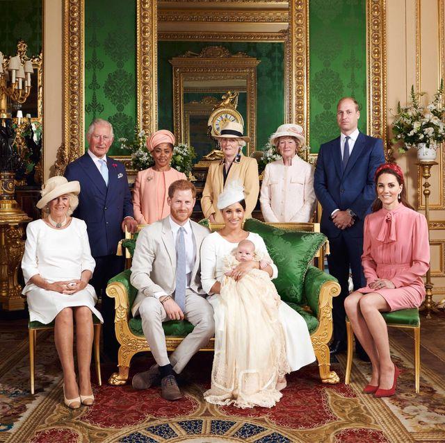 英國皇室受洗 凱特王妃厚髮箍 穿搭
