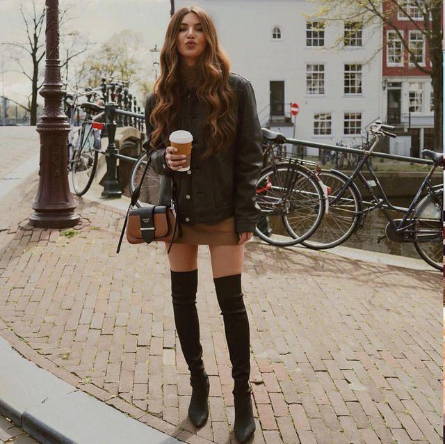 【穿搭筆記】過膝長靴別人雙腿又直又美 自己卻顯肥?膝上靴穿搭禁忌女生必學