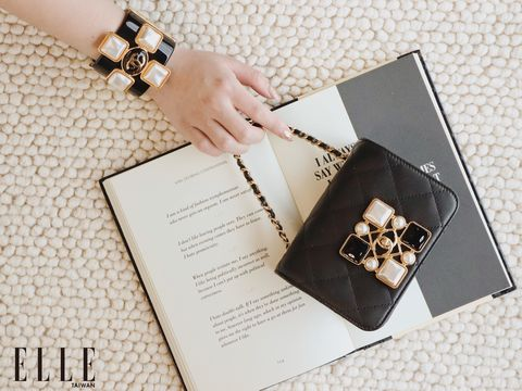 chanel 香奈兒2020新款包包推薦「菱格紋十字寶石包」