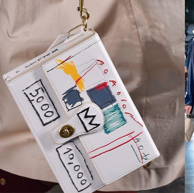 【紐約時裝週】Coach大秀上包包出現GD刺青的「小皇冠」!背後的塗鴉藝術家有故事