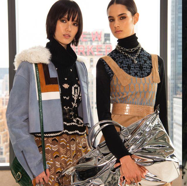 【紐約時裝週】Longchamp 2020 秋冬大秀把經典折疊包時髦升級!放大版和迷你鏈帶包都超可愛