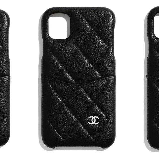 香奈兒CHANEL 推出 iphone 11新款手機殼