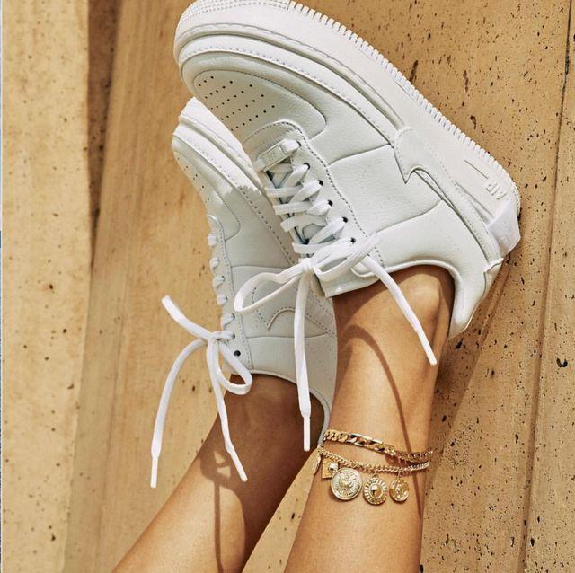 女生穿搭2020年最新NIKE小白鞋