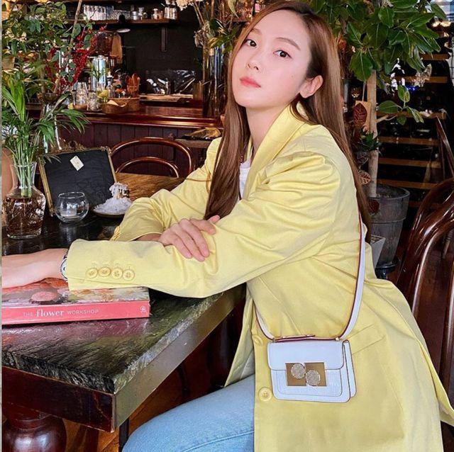 夏冰同款包包_最適合亞洲女生揹的迷你方包 PORTS 1961 台灣買得到!Jessica、泫雅 ...
