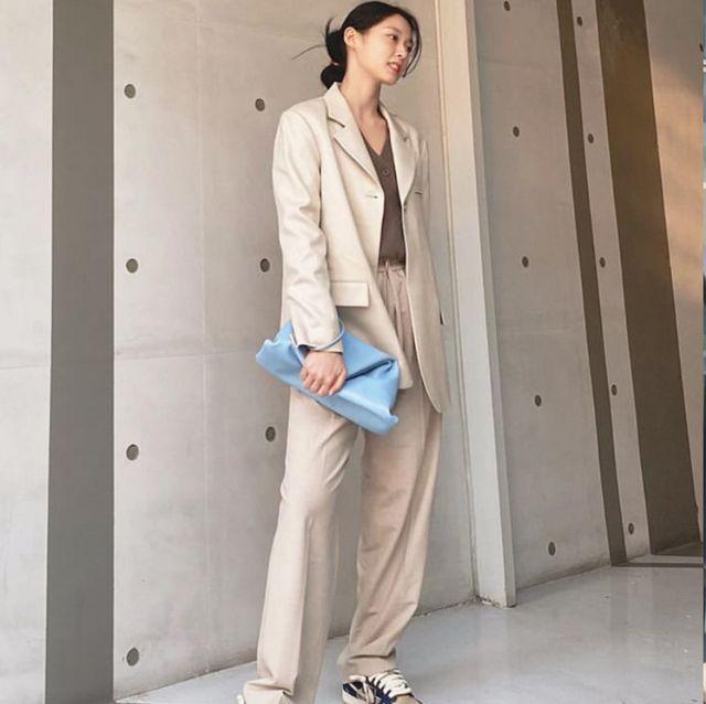 雪炫、朴敏英都著迷的「成套西裝穿搭術」