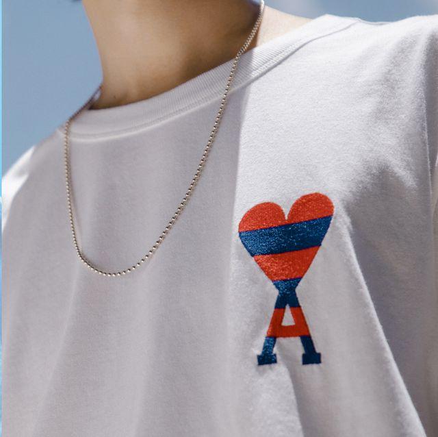 韓星和時尚潮人都愛的「ami」愛心t恤有台灣限定版!artifacts 聯手巴黎潮牌推出獨家款式太可愛