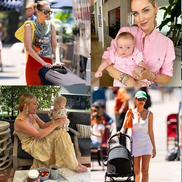 推嬰兒車也很時髦!gigi hadid、karlie kloss20種超模明星媽咪的親子穿搭 整條馬路都是我的育兒伸展台