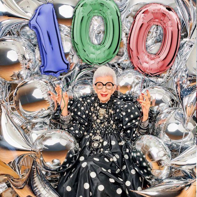 時尚潮奶奶iris apfel 一百歲了 經典語錄回顧
