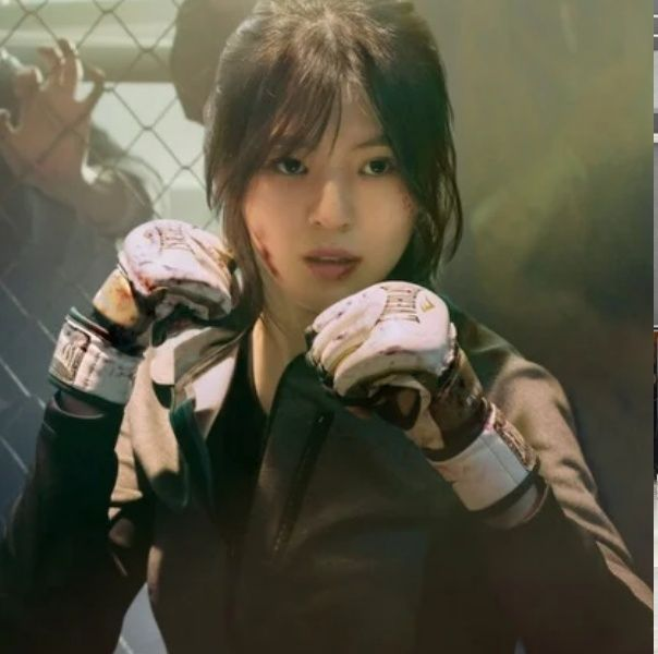 netflix韓劇《以吾之名》韓素希變身女打仔,超佛系減肥方法很圈粉