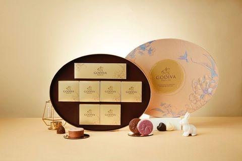 中秋節禮盒 巧克力月餅