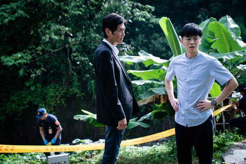《靈異街11號》後,李國毅、喜翔二度合作演出電視劇《金愛演真探團》