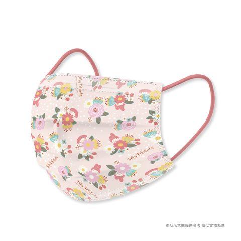 可愛到荷包失守!三麗鷗美樂蒂、雙子星kikilala粉嫩款口罩,只在「這裡」獨家開賣