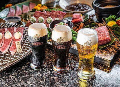 日本「惠比壽yebisu」桶裝生啤酒老乾杯搶先獨賣!兩款現打生啤炭火炙燒牛排香氣老饕必嚐