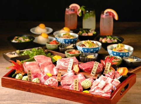 老乾杯&乾杯 精選頂級肉品「中秋套餐」上市