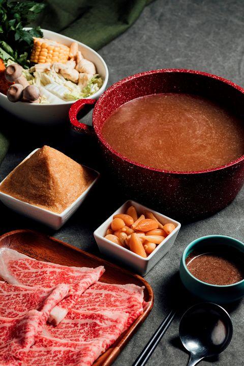 肉大人蒜頭味噌鍋