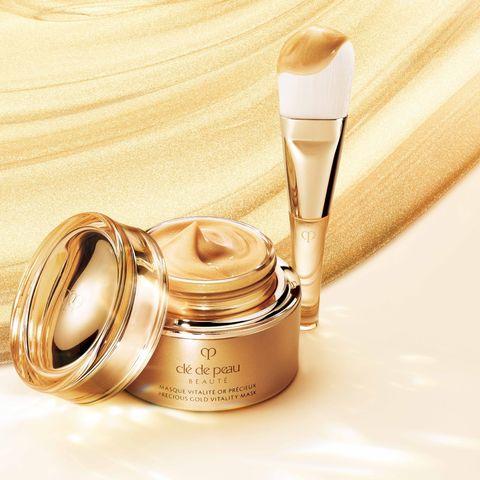 肌膚之鑰24k黃金奢華賦活面膜