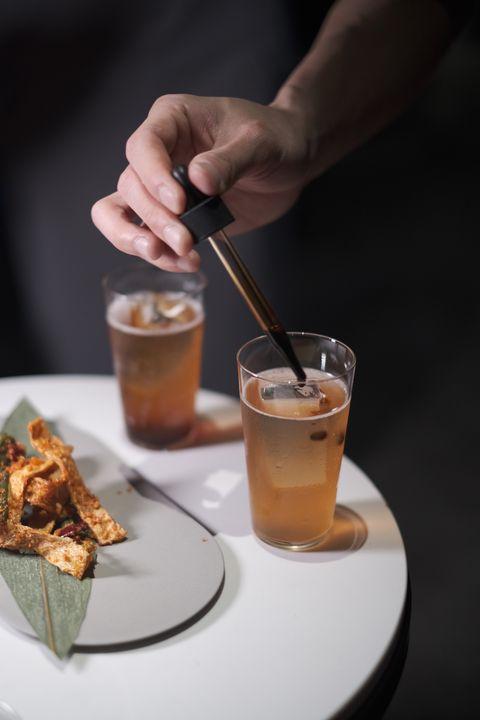 room by le kief攜手大三元推出全新餐酒搭套餐!脆皮鵝、醉鮑魚,中菜搭配西式調酒帶給你滿滿驚喜