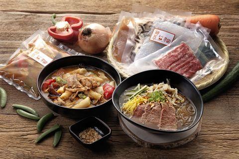 胡同燒肉聯名料理包