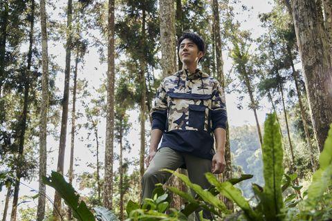 胡宇威鍾情戶外生活  霸氣直言「要好好愛護它!」columbia多款時髦外套 「防水x透氣」機能性雙雙打包
