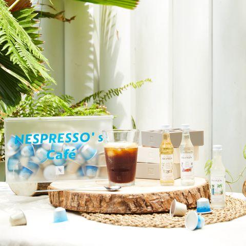 nespresso 咖啡機 nespresso夏日居家咖啡廳懶人箱