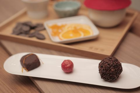 舊振南X晶華酒店打造創意聯名甜點!同步推出鳳梨酥手作體驗、迷你漢餅下午茶