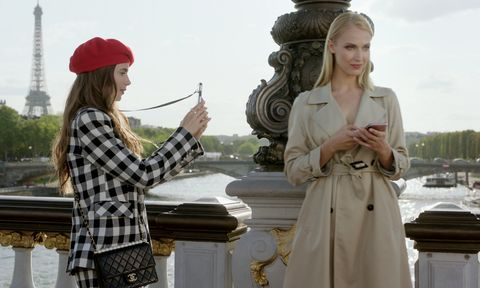 【elle英文課】《艾蜜莉在巴黎》超容易搞錯的10個英文用語