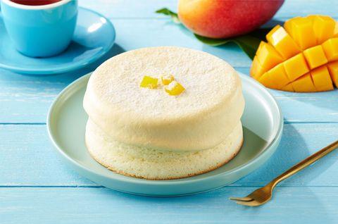 芒果奶蓋舒芙蕾