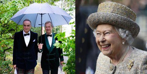 英國皇室,同性婚禮,伊莉莎白二世,同志婚禮