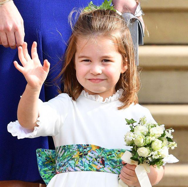 英國皇室,英國王室,夏綠蒂公主, 威廉王子, YouTube, 綁頭髮