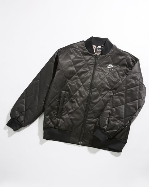 Clothing, Black, Jacket, Outerwear, Sleeve, Leather jacket, Leather,