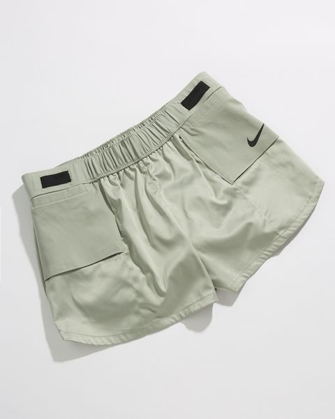 Clothing, White, Shorts, Trousers, Briefs, Beige, Pocket,