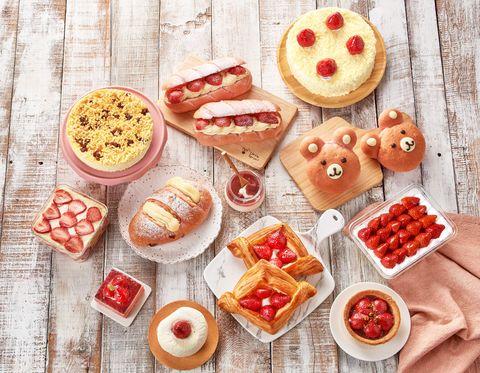 家樂福草莓季