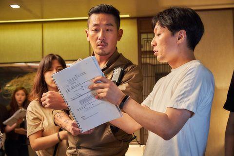 河正宇,李善均,我的大叔,與神同行,90分鐘末日倒數,韓國電影