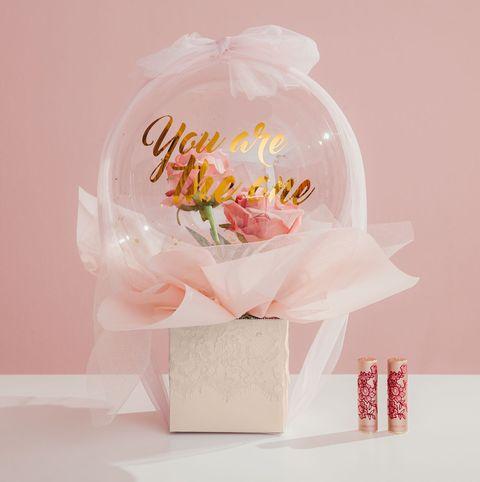 情人節告白氣球