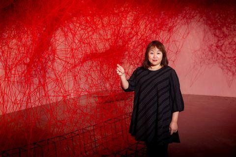 塩田千春:顫動的靈魂
