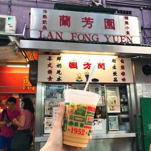 香港蘭芳園